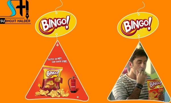 Triangular Product Dangler