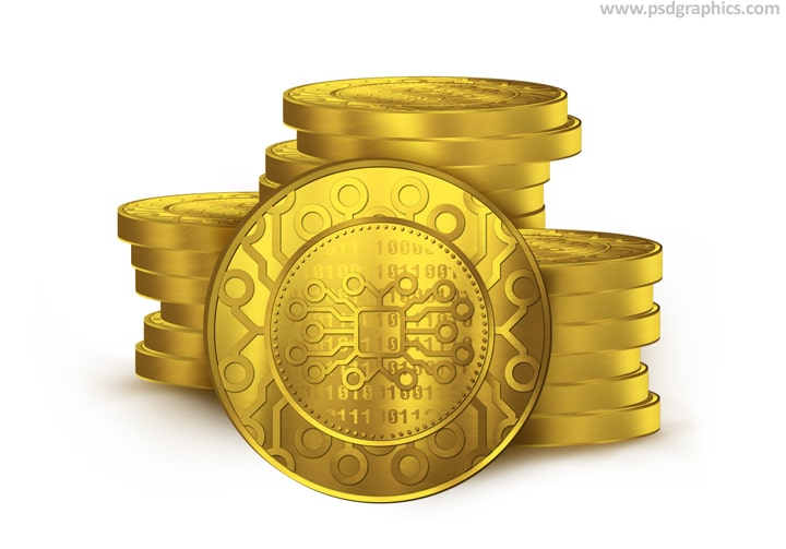 Digital Currency Coins