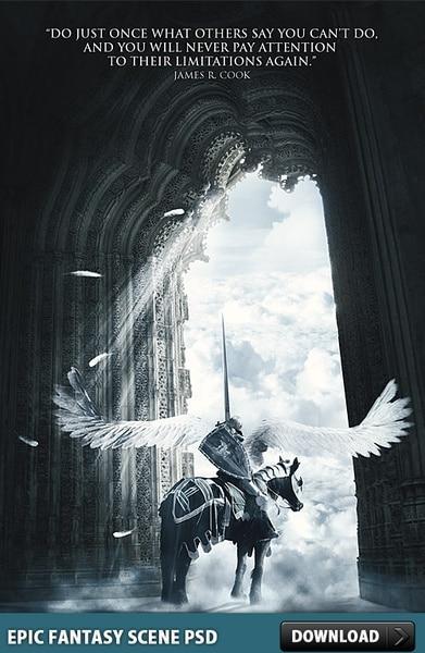 Epic Fantasy Knight