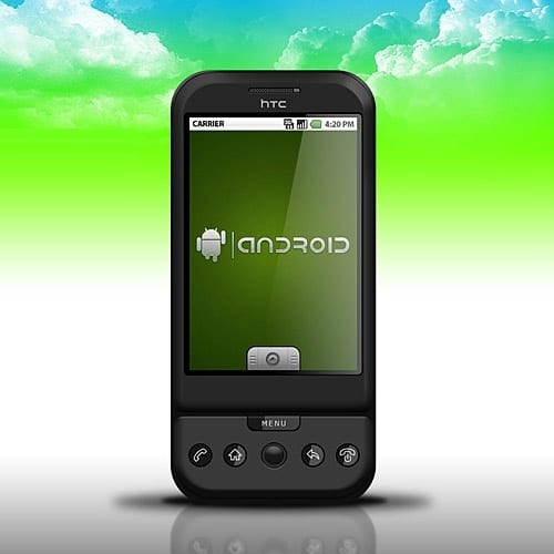 Old Android HTC Phone