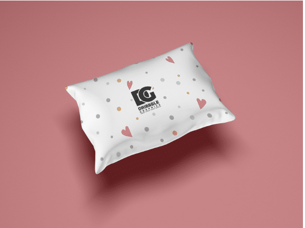 Pillow Mockup for Textile Branding