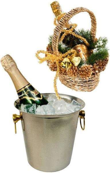 Champagne Plus Ice Bucket