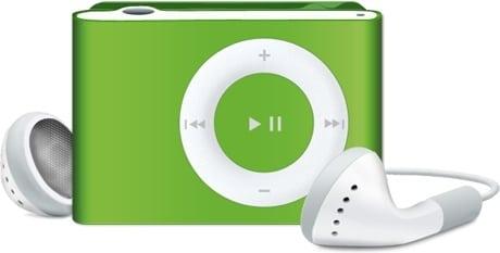 Cute iPod Shuffle