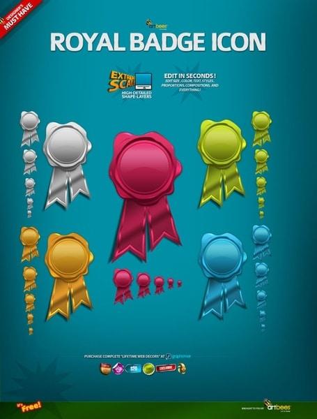 Royal Badge Designs
