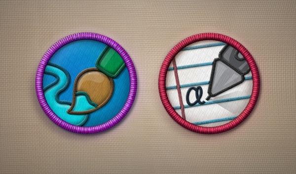 Merit Badge Design