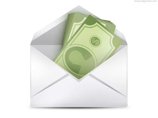 Money Plus Envelope