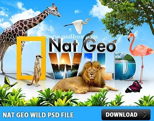 Nat Geo Wild Concept