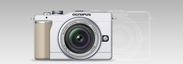 Old Olympus Mirrorless Model