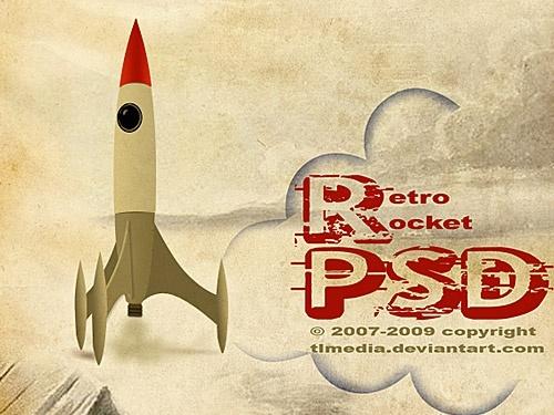 Retro Rocket Design