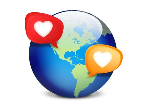 Social Network Dating
