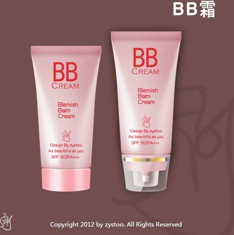 BB Cream Cosmetic