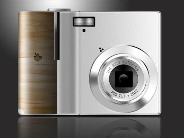 Simple Polaroid Camera