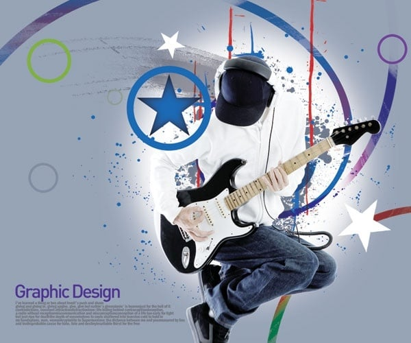 Modern Rockstar Design