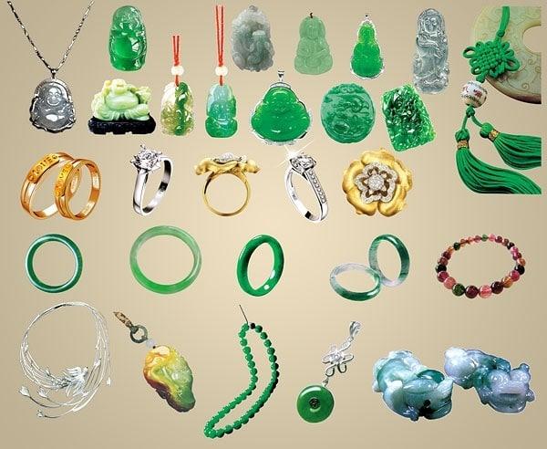 Jade Ornaments Design