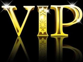 VIP Layer Word Art