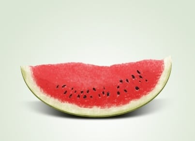 Fresh Watermelon Slice
