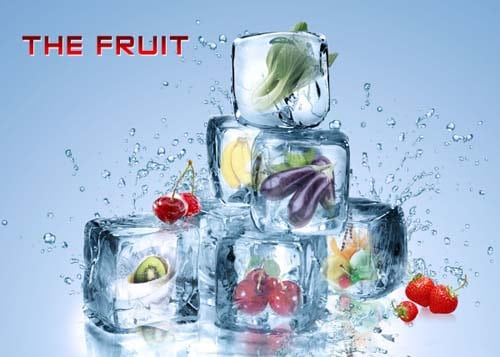 Frozen Fruits Plus Vegetables