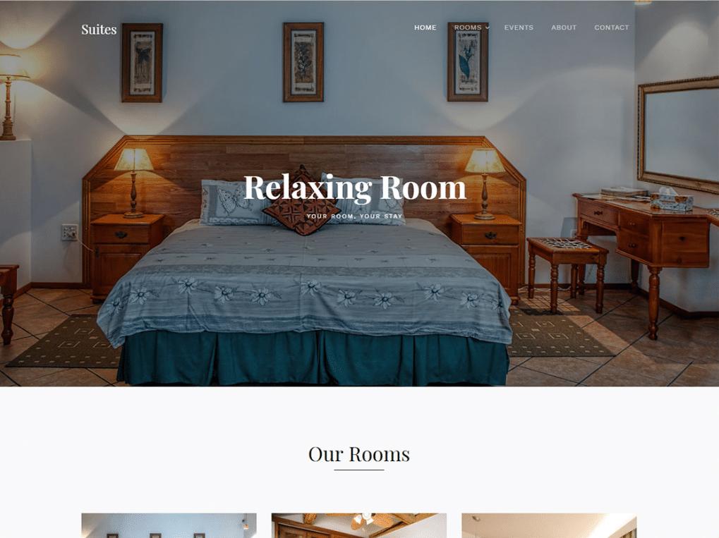 Resorts Selection Website