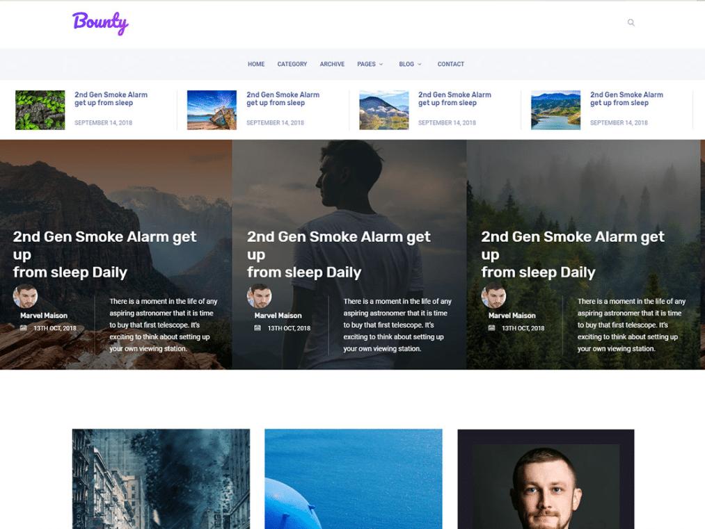 Useful Blogging Website
