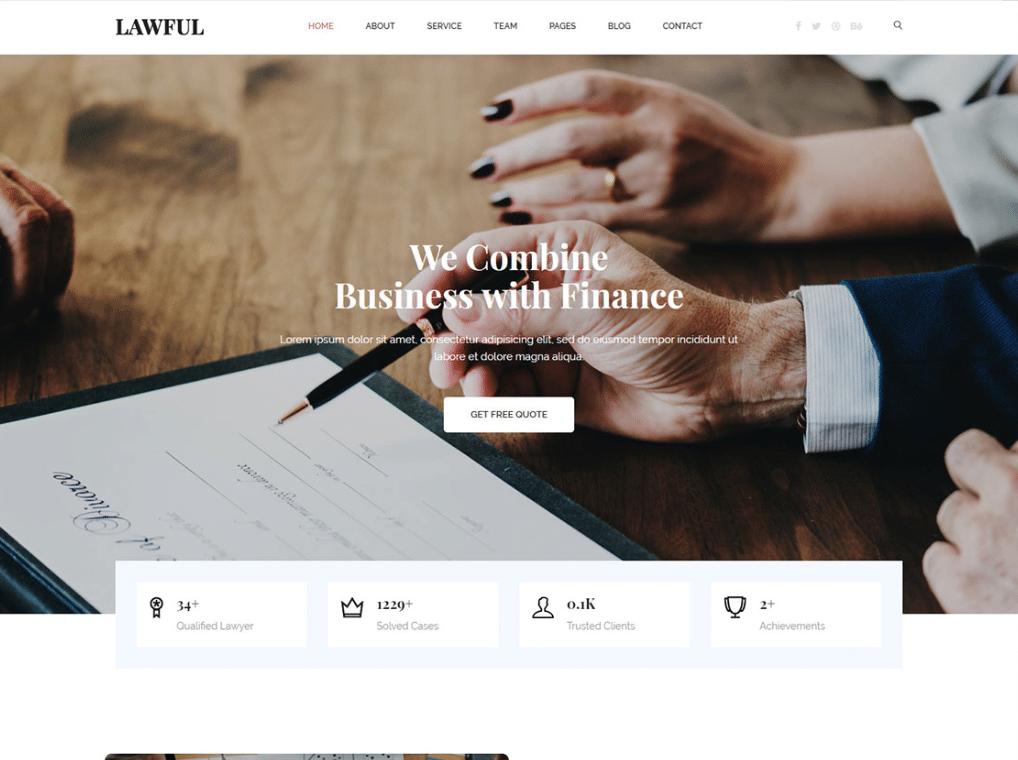 Legal Service Provider