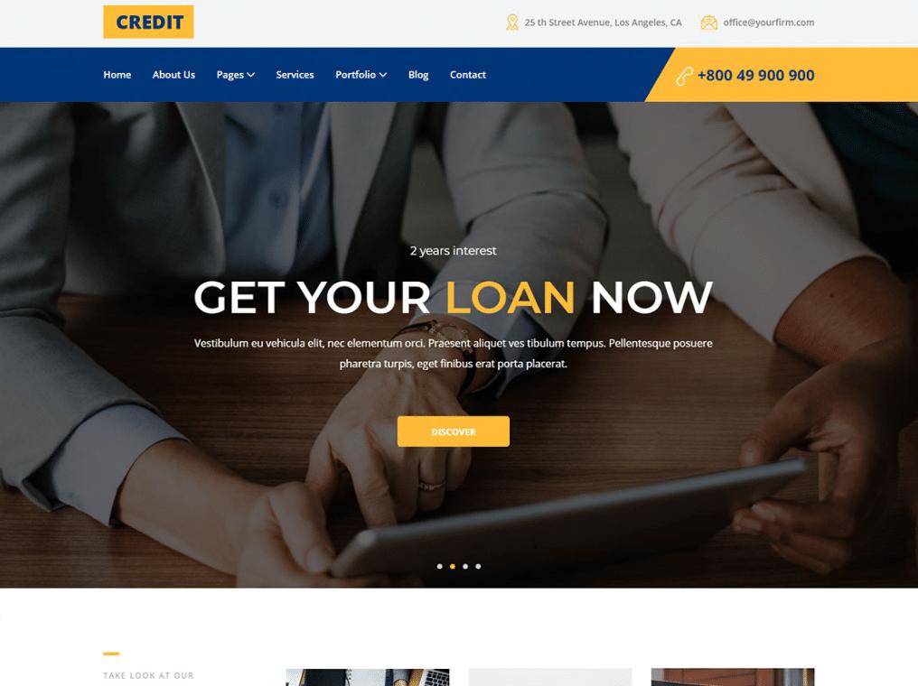 Online Credit Loan
