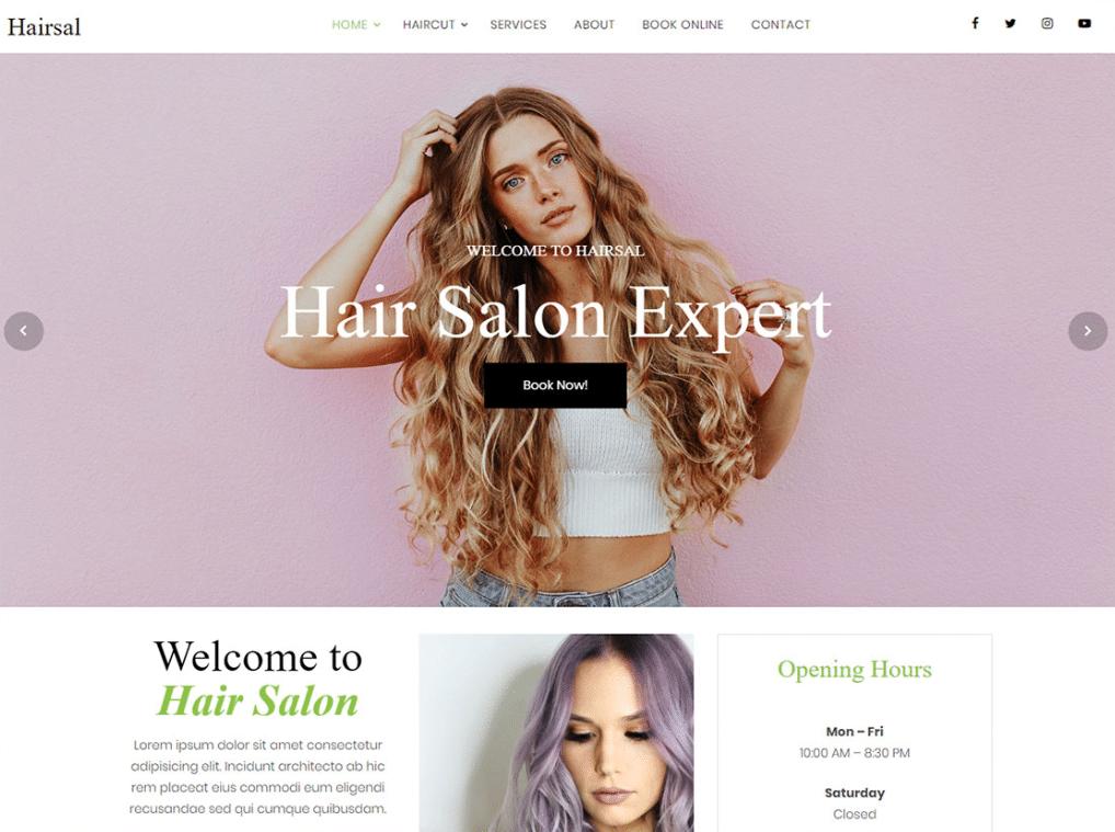 Hair Salon Expert