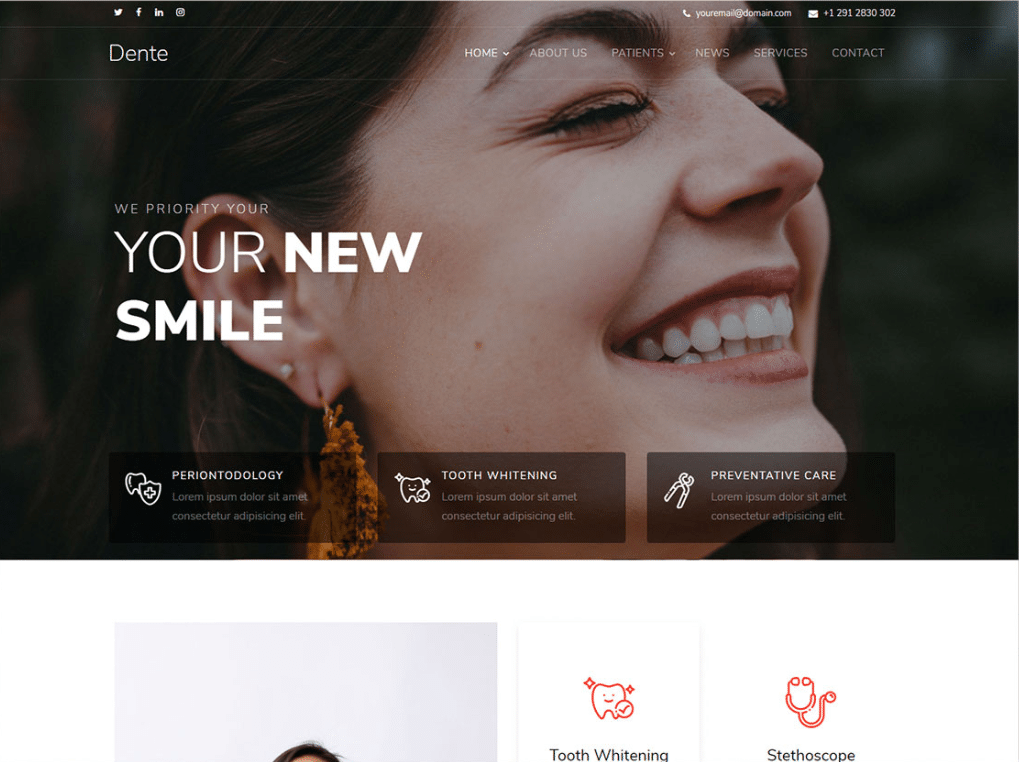 Dental Care Plus Smile