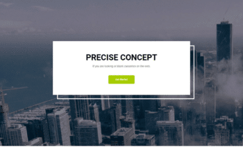 Free Architect Firm Website HTML Template