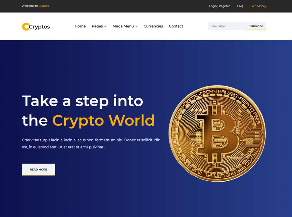 Online Cryptocurrency Platform