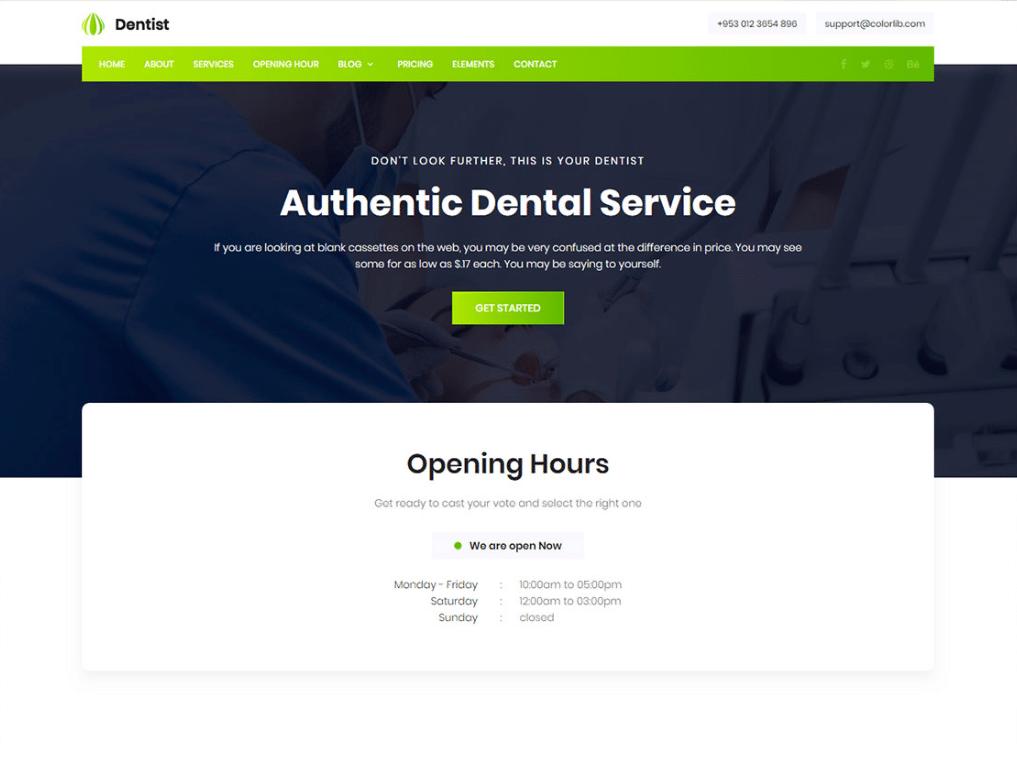Clean Dental Service