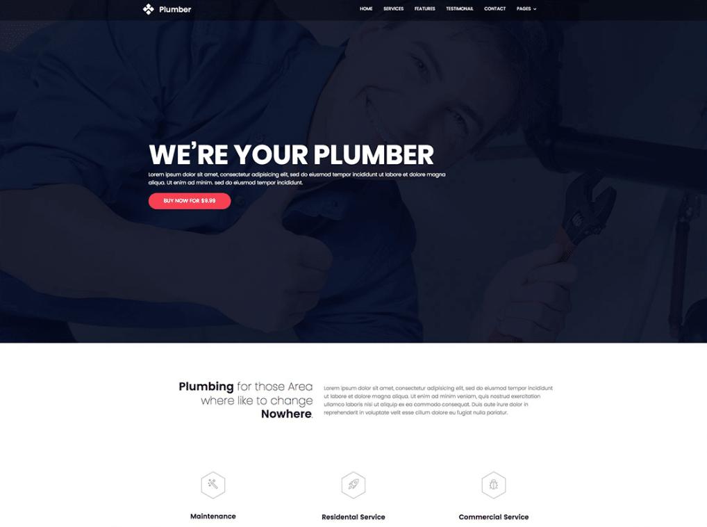 Online Plumbing Service