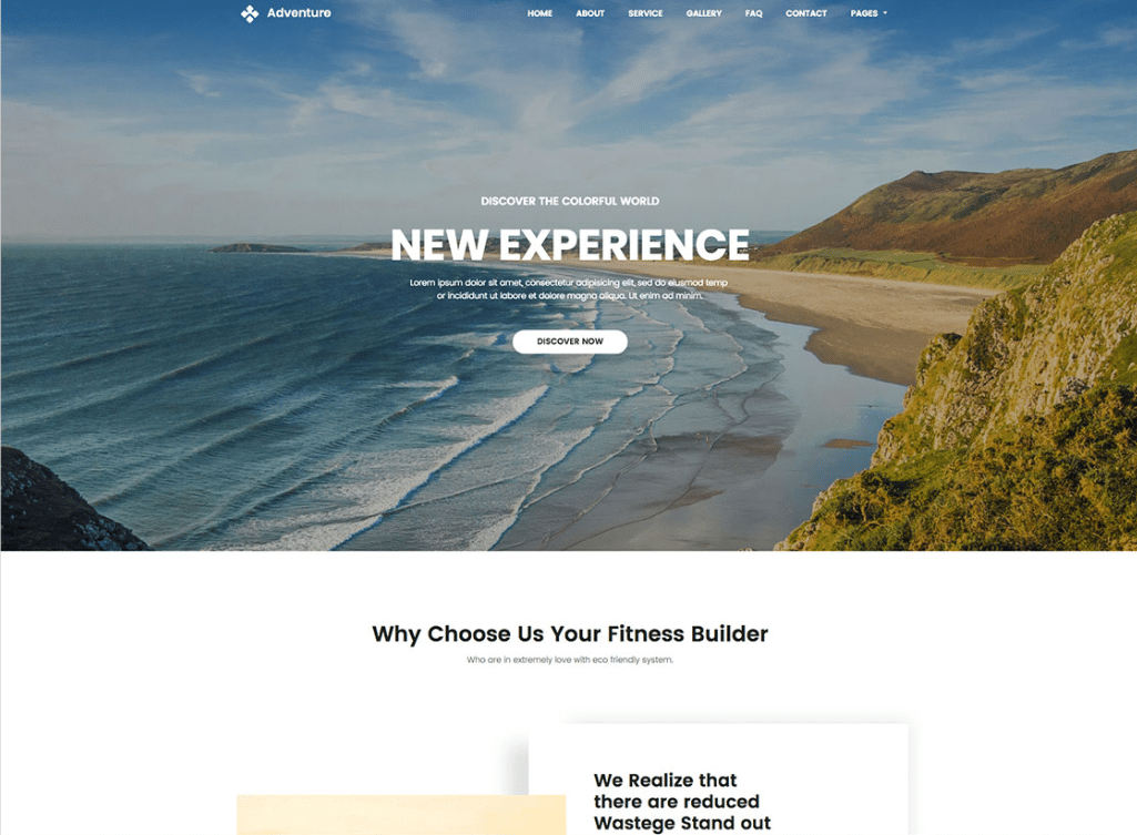 Adventurous Travel Agency
