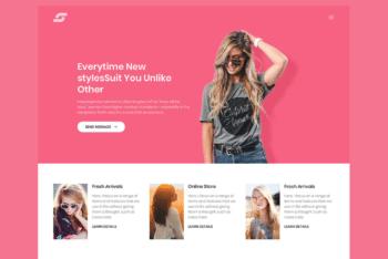 Free Beautiful Personal Portfolio HTML Template