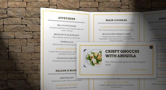 Online Restaurant Menu