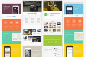 Free Specialized Designer Website HTML Template