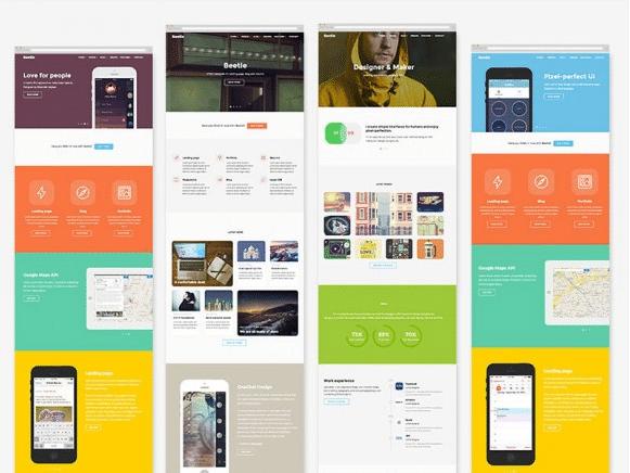 Specialized Designer Website