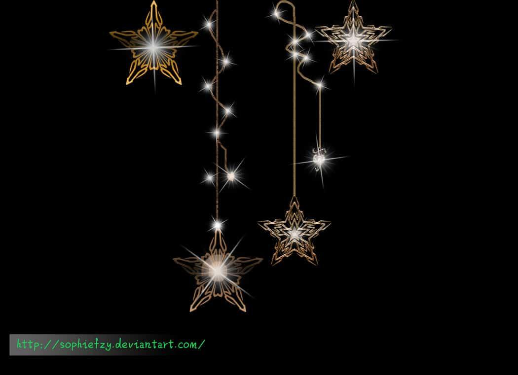 Sparkling Star Decoration