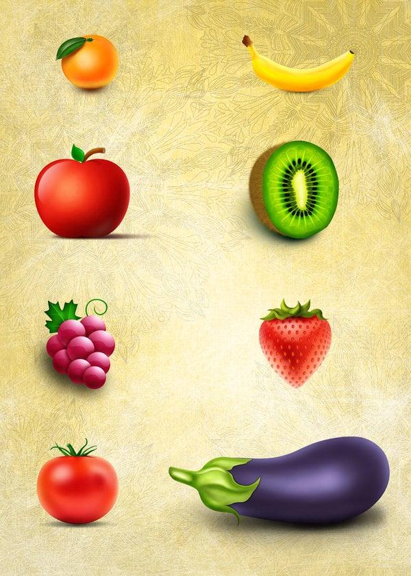 Vegetables Plus Fruits