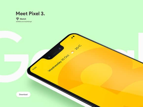 Google Pixel 3 XL Phone