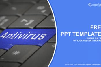 Free Anti Virus Software Powerpoint Template