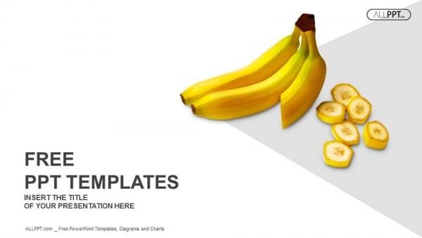 Whole Plus Sliced Banana