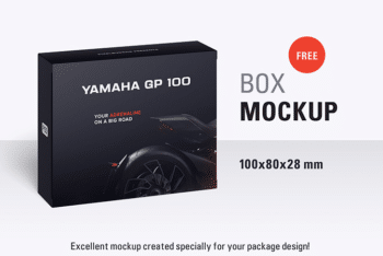 Cardboard Box Mockup – Download & Customize to Your Needs