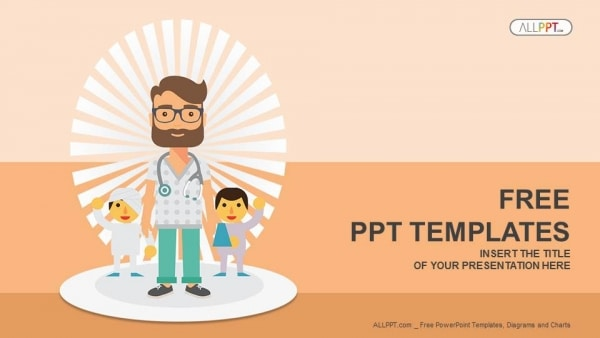 Doctor Plus Patients Vector