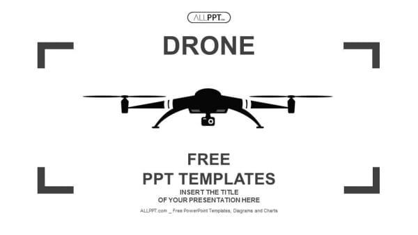 Minimalist Surveillance Drone