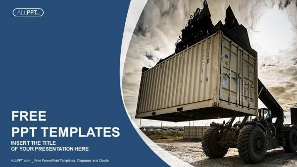 Forklift Shipping Logistics