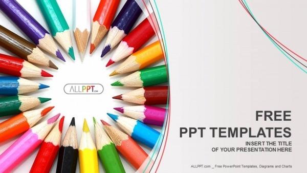 Colored Pencil Assortment