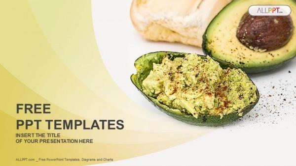 Tasty Avocado Meal