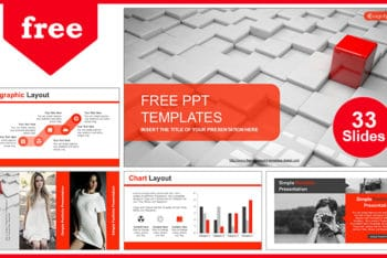 Free Inspirational Leader Concept Powerpoint Template
