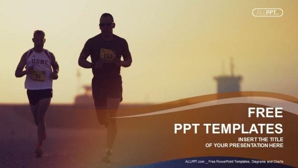 City Marathon Runners