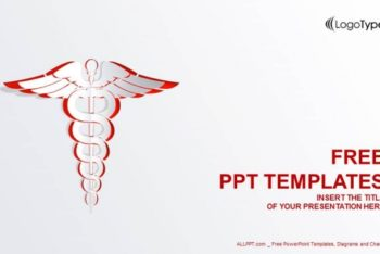 Free Universal Medical Symbol Powerpoint Template